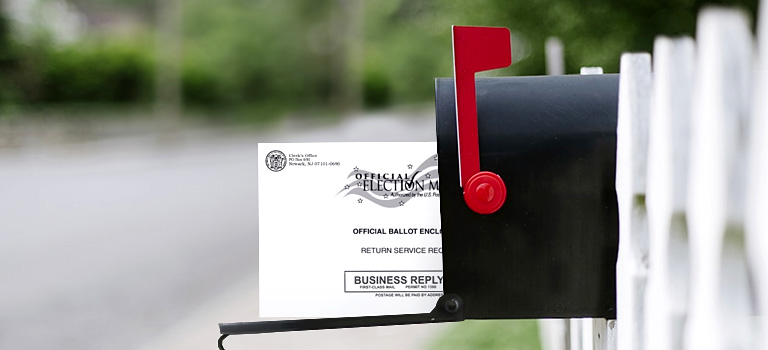 the essex county clerk s office vote by mail